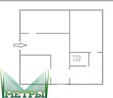 Здания, особняки. Улица Четвертая 8, р-н Океанская, 140 кв.м. План помещения
