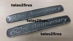 Эмблема. Toyota Land Cruiser Prado, GDJ150W, GDJ151W, GRJ150L, GRJ150W, GRJ151W, KDJ150L, TRJ150W