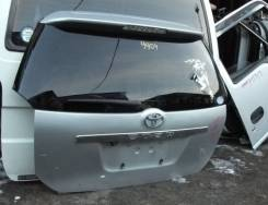 Дверь багажника. Toyota Wish, ANE11, ANE10, ZNE10, ZNE14, ZNE14G, ZNE10G, ANE10G, ANE11W