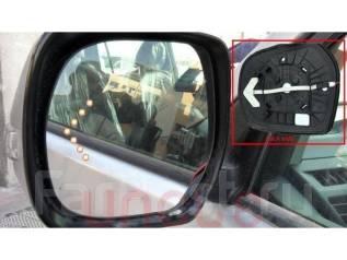 Зеркало заднего вида боковое. Toyota Land Cruiser, UZJ200W, GRJ200, URJ200, UZJ200. Под заказ