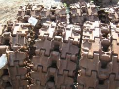 Гусеница. Вгтз ВТ-100 Вгтз ДТ-75