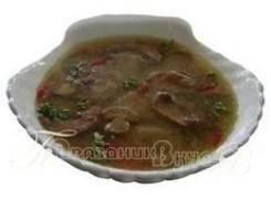 Суп грибной (Готовые обеды)