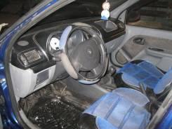 Переключатель регулировки зеркала Renault Symbol, передний