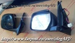 Зеркало заднего вида боковое. Toyota Land Cruiser Cygnus, UZJ100W Toyota Land Cruiser, UZJ100W, UZJ100, UZJ100L Lexus LX470, UZJ100