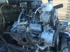 Двигатель. Урал 375