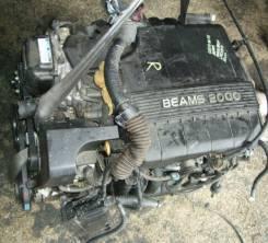 Двигатель в сборе. Toyota Altezza, GXE10W, GXE10 Двигатель 1GFE. Под заказ