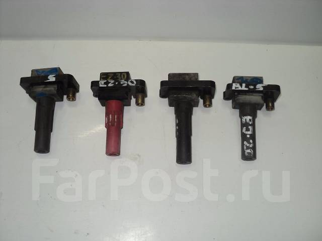 Катушка зажигания. Subaru Impreza, GDA, GG9, GD9, GDB, GGA Subaru Legacy, BE9, BH5, BE5, BH9 Subaru Forester, SG5 Двигатели: EJ204, EJ205, EJ207, EJ20...