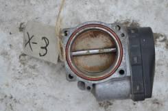 Заслонка дроссельная. BMW X3, E83 Двигатель M 54 B25