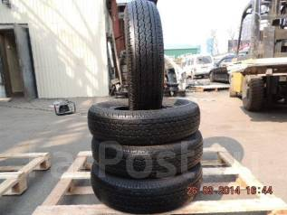 Bridgestone Duravis R670. Летние, 2011 год, износ: 10%, 4 шт
