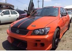 Обвес кузова аэродинамический. Toyota Altezza. Под заказ