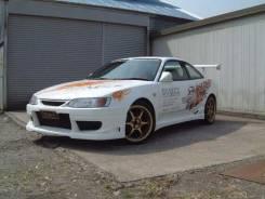 Обвес кузова аэродинамический. Toyota Corolla Levin. Под заказ