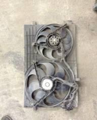 Вентилятор охлаждения радиатора. Audi A3