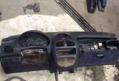 Панель приборов. Peugeot 206