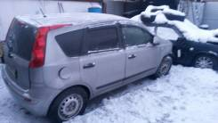 Nissan Note. CR14