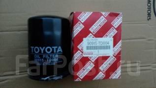 Фильтр масляный. Toyota Highlander, MCU23L