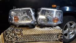 Фара. Nissan Otti, H92W, H82W Mitsubishi eK-Wagon, H82W