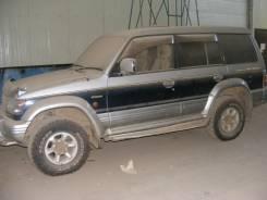 Бампер. Mitsubishi Pajero, V46W, V43W, V44W, V45W Двигатель 6G74