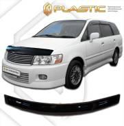 Дефлектор капота. Nissan Bassara