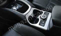 Консоль панели приборов. Nissan X-Trail
