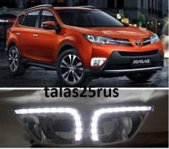 Ходовые огни. Toyota XA Toyota RAV4, ALA49L, ASA42, ASA42W, ASA44, ASA44L, XA40, ZSA42L, ZSA44L