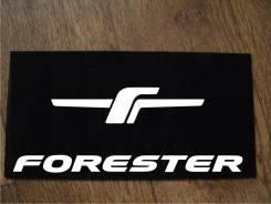 Табличка. Subaru Forester