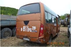 Changchun. Автобус CCJ6600D, КАВЗ - 422430