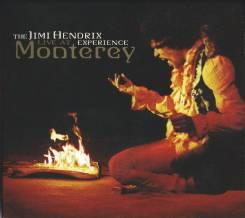 "CD Jimi Hendrix Experience ""Live at Monterey"" 1967 USA"