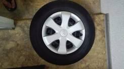 Комплект колес 155/80-13 4*100 ЦО 54 мм Тойота , Дайхатсу. 5.5x13 4x100.00 ET45 ЦО 54,1мм.