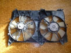 Вентилятор охлаждения радиатора. Toyota Tarago, ACR30 Toyota Previa, ACR30 Toyota Estima, ACR30, ACR30W, ACR40, ACR40W Двигатель 2AZFE