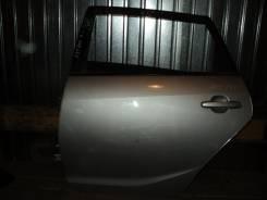 Дверь задняя левая Toyota Caldina AZT241