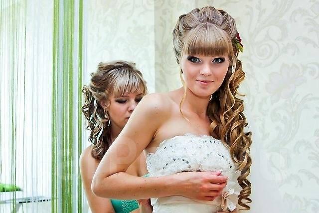 Потрясающие прически и Свадебный Визаж в городе!