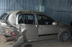 Дверь задняя для Хендай Гетц (Hyundai Getz)