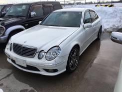 Бампер. Mercedes-Benz E-Class, W211