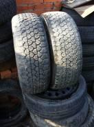 Bridgestone Blizzak PM-20. Всесезонные, износ: 70%, 2 шт