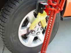 Колесные крюки. Захват колеса для Hi-Jack
