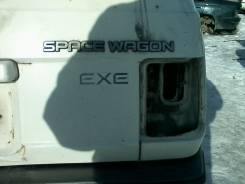 Mitsubishi Space Wagon. 4G63