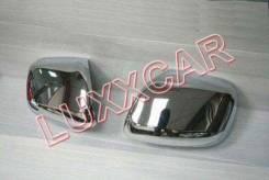 Накладка на зеркало. Toyota Land Cruiser, J200, URJ202, URJ202W, UZJ200, UZJ200W, VDJ200