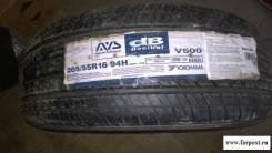 Yokohama Avs Decibel V500. Летние, без износа, 1 шт