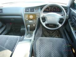Интерьер. Toyota Mark II, JZX100 Toyota Chaser, JZX100