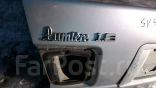 Эмблема. Toyota Camry, SV40 Двигатель 3SFE