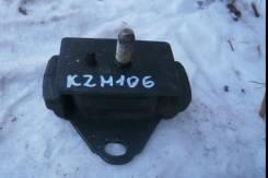 Подушка двигателя. Toyota Hiace, KZH106G, KZH106W Двигатель 1KZTE
