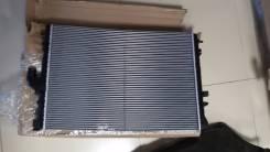 Радиатор охлаждения двигателя. Renault Duster Renault Logan Двигатели: K9K, F4R, K4M