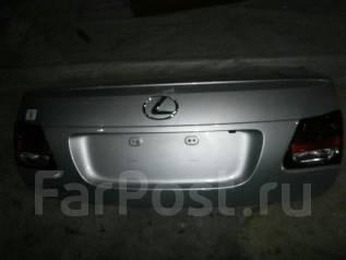 Крышка багажника. Lexus GS300, UZS190, URS190, GRS195, GRS190 Lexus GS300 / 430 / 460, GRS190, GRS195, URS190, UZS190