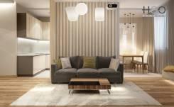 АСК «НЕО-Комфорт». Дизайн квартиры, ул. Тухачевского. Тип объекта квартира, комната, срок выполнения месяц