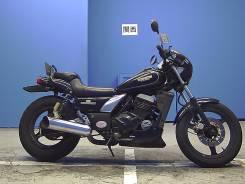 Kawasaki Eliminator 250. 248 куб. см., исправен, птс, без пробега