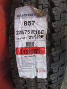 Kumho Radial 857. Летние, 2010 год, без износа, 4 шт