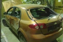 Задний бампер для Шевроле Лачетти (Chevrolet Lacetti)