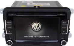 Оригинальная магнитола Volkswagen RCD510