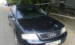 Audi A6. C5, 2 4