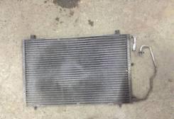 Радиатор кондиционера. Peugeot 206